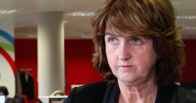 We asked Joan Burton to rule out another referendum if this one doesn't pass