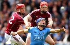 Galway and Dublin headed for a Leinster hurling replay after Harte's late point