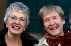 Senator Katherine Zappone proposed to her partner today (and she wasn't the only one)