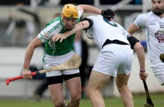 An All-Ireland winning Clareman netted a hat-trick today for the London hurlers