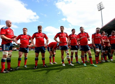Munster saw off the challenge of Dragons on Saturday.