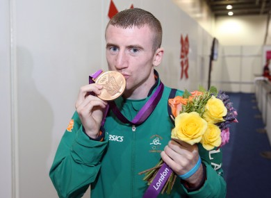 Paddy Barnes will look to increase his medal haul in Rio 2016.