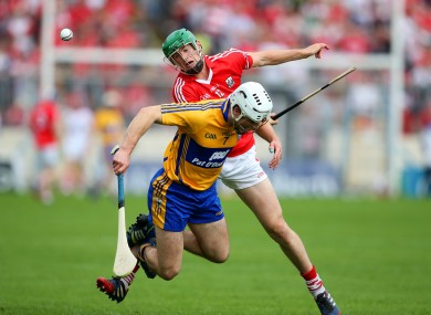 Clare's Patrick O'Connor and Cork star Seamus Harnedy are two players who don't always grab the headlines