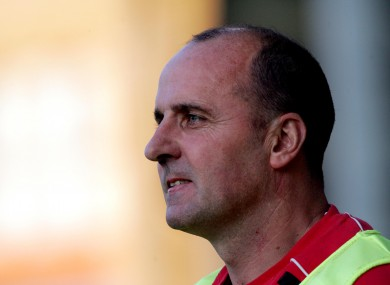 Paul Cook is Portsmouth's new manager.