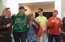 Some old people from Carlow made a rap video and it's pretty epic