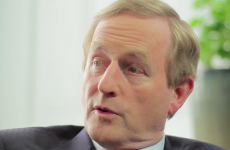 Enda is the latest to star in a marriage referendum video…