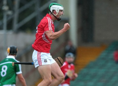 Cork's Shane Kingston