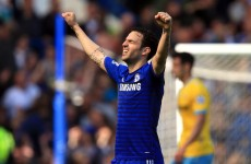 He's just won his first Premier League title but Cesc Fabregas thinks La Liga is still better