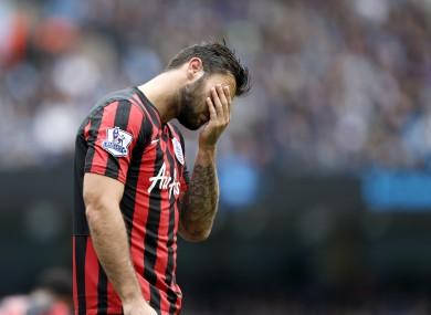 Charlie Austin's goalscoring exploits were in vain as Rangers go straight back down.