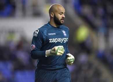 Randolph attracted plenty of attention from Premier League clubs.