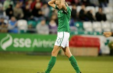 Stephanie Roche's American dream has come to a premature end