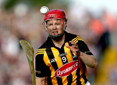 Former Kilkenny hurler Tommy Walsh is one of the people taking part in the event.