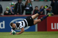 Schmidt's Ireland lose out to entertaining Barbarians in Limerick