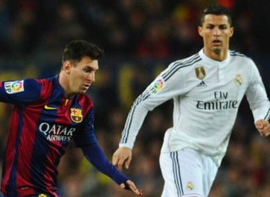 Traditionally, Barca and Madrid have been able to negotiate broadcasting rights apart from the rest of La Liga.