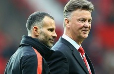 Ryan Giggs reveals Man United summer transfer plans