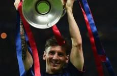'Lionel Messi's resurgence down to change of diet'