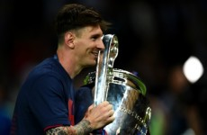 After a dream season, Messi has received some bad news about his tax evasion charges