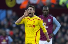 Agent: Fabio Borini wants to leave Liverpool