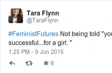 Irish women are sharing their dreams for a 'feminist future' on Twitter