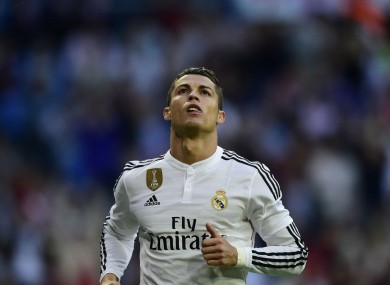 Real Madrid superstar Cristiano Ronaldo is not happy with recent rumours surrounding his future.