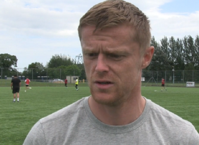 Damien Duff has been heavily linked with a move to the League of Ireland of late.