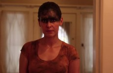 Watch Mad Max's Imperator Furiosa as a tampon ad star
