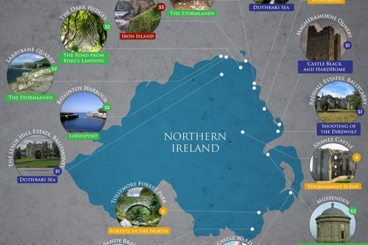 Heres every single game of thrones location in real life gumiabroncs Images
