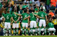 Open thread: What should the Ireland team to face Scotland be?