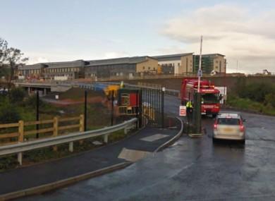 The South West Acute Hospital in Enniskillen