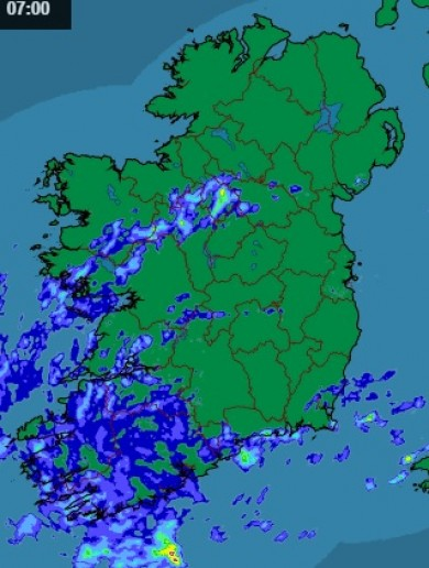 We had a good run: Clouds are coming, but there will still be a fair amount of dry weather