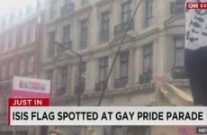 CNN thought a Pride flag covered in dildos was an ISIS flag, and freaked out
