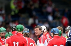 'We have a tough road ahead of us now' – Cork's comeback challenge