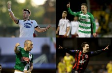 Power ranking the 10 best players of the SSE Airtricity League season so far