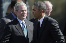 Sorry, Obama – George W Bush is more popular than you