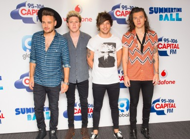 One Direction, multiple brave fashion choices