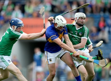 Limerick and Tipperary face off in Munster on Sunday.