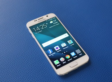 The S6 is one Samsung device that could be affected by this security flaw.