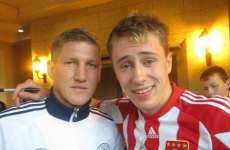 Bastian Schweinsteiger pays tribute to Irish student who lost his life in Berkeley tragedy