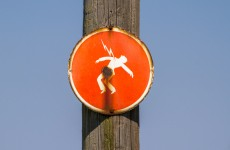 'Worrying' increase in people climbing electricity poles with festival bunting