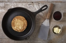 The easiest and tastiest pre-training pancake recipe…
