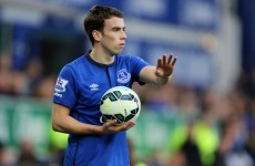 Man United launch €20 million bid to bring Seamus Coleman to Old Trafford – reports