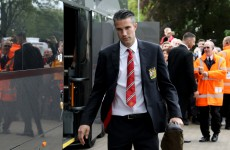 Van Persie's Old Trafford future thrown into further doubt after his latest comments