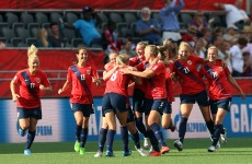 'We suck at soccer' admits* leading women's player
