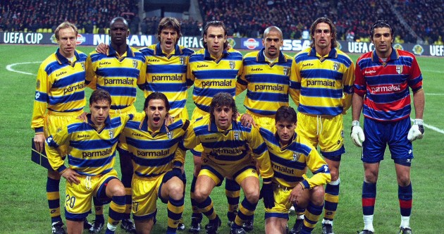 Where are they now? The Parma team that won the 1999 Uefa Cup final