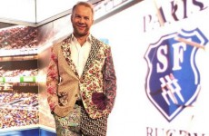 Ollie Phillips' outrageous suit was the main talking point from the Top 14 final