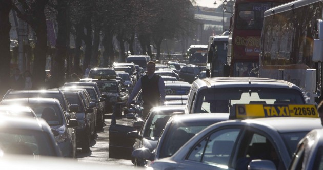 Why car sharing could help save Dublin from days like this