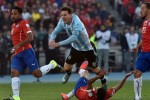 Messi family attacked at Copa America final