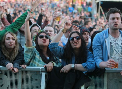 Cork County Council say they would ultimately like to see Spike Island also used as a concert venue.