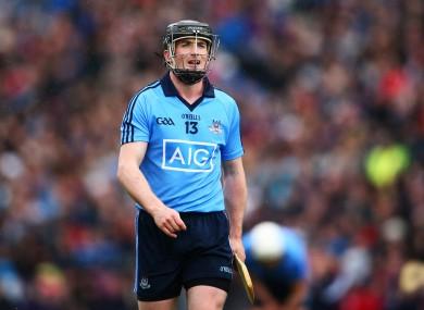David 'Dotsy' O'Callaghan returns for Dublin on Sunday.