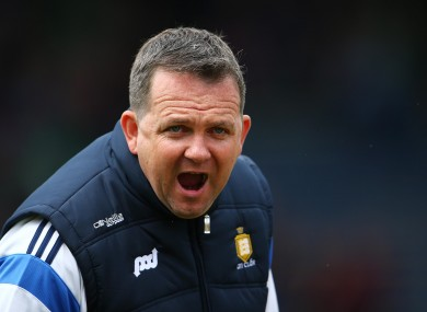 Davy Fitzgerald is tossing a number of selection issues around in his head.